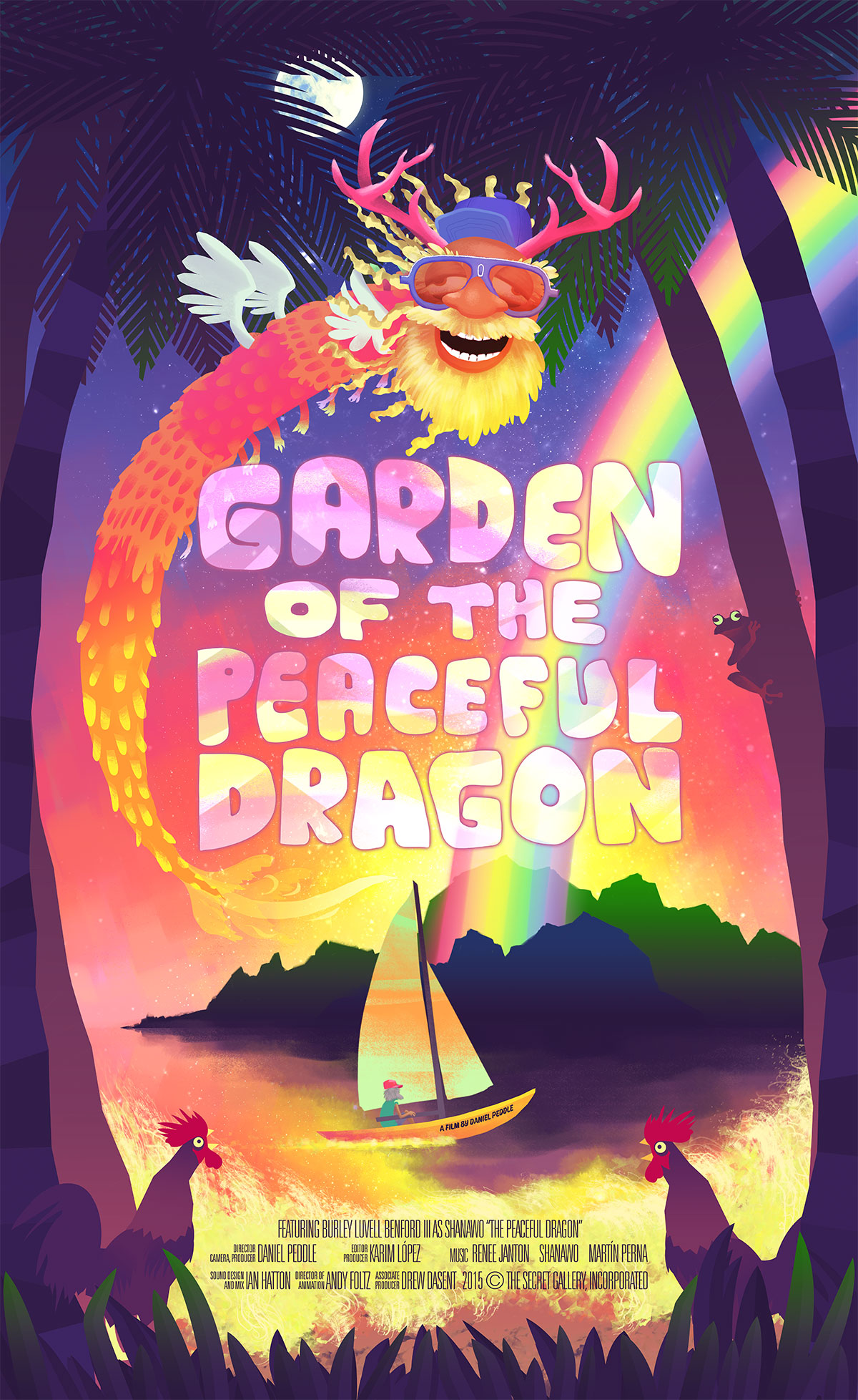 Garden of the Peaceful Dragon